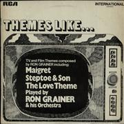 Click here for more info about 'Ron Grainer - Themes Like...'
