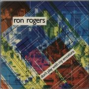 Click here for more info about 'Ron Rogers - Don't Play With My Emotions'