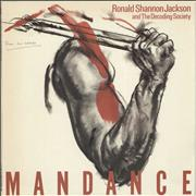Click here for more info about 'Ronald Shannon Jackson - Mandance'