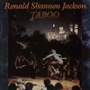 Click here for more info about 'Ronald Shannon Jackson - Taboo'