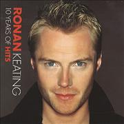 Click here for more info about 'Ronan Keating - 10 Years Of Hits'