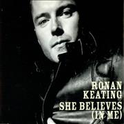 Click here for more info about 'Ronan Keating - Collection Of 9 Promotional CD Singles'