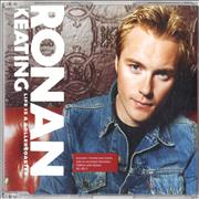 Click here for more info about 'Ronan Keating - Life Is A Rollercoaster'