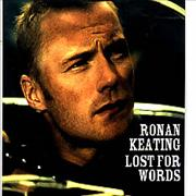 Click here for more info about 'Ronan Keating - Lost For Words'