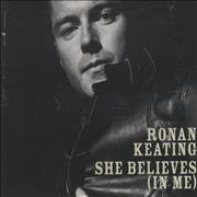Click here for more info about 'Ronan Keating - She Believes (In Me)'