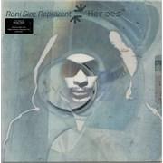 """Roni Size Reprazent Heroes UK 12"""" vinyl"""