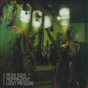 Click here for more info about 'Roni Size Reprazent - Lucky Pressure'
