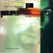 Click here for more info about 'Roni Size Reprazent - Watching Windows'