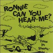 Click here for more info about 'Ronnie Can You Hear Me?  - Vroom For Romance'