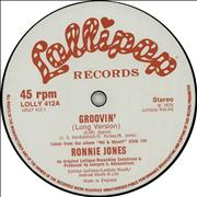 Click here for more info about 'Ronnie Jones - Groovin''