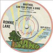 Click here for more info about 'Ronnie Lane - Brother Can You Spare A Dime'