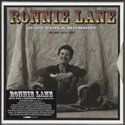 Click here for more info about 'Ronnie Lane - Just For A Moment (Music 1973-1997)'