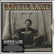 Ronnie Lane Just For A Moment [Music 1973-1997] - Sealed UK cd album box set