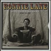 Ronnie Lane Just For A Moment [Music 1973-1997] UK cd album box set