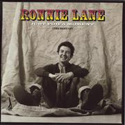 Ronnie Lane Just For A Moment (The Best Of) UK 2-LP vinyl set