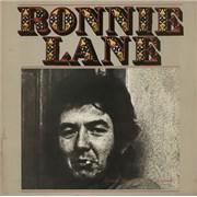 Ronnie Lane Ronnie Lane's Slim Chance - 1st EX UK vinyl LP