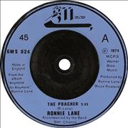 Click here for more info about 'Ronnie Lane - The Poacher'