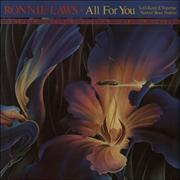 Click here for more info about 'Ronnie Laws - All For You'