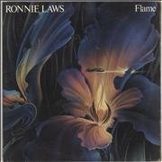 Click here for more info about 'Ronnie Laws - Flame'