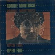 Click here for more info about 'Ronnie Montrose - Open Fire'