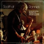 Click here for more info about 'Ronnie Scott - Scott At Ronnie's'