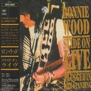 Click here for more info about 'Ronnie Wood - Slide On Live - Plugged In And Standing'