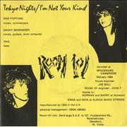 Click here for more info about 'Room 101 - Tokyo Nights'