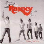 Click here for more info about 'Rooney - Calling The World - Album Sampler'