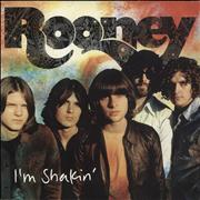 Click here for more info about 'Rooney - I'm Shakin - Red Vinyl'
