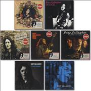 Click here for more info about 'Rory Gallagher - 7 CD Reissue Collection'