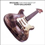 Click here for more info about 'Rory Gallagher - Big Guns - The Very Best Of'