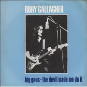 Click here for more info about 'Rory Gallagher - Big Guns'