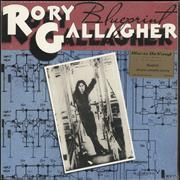 Click here for more info about 'Rory Gallagher - Blueprint - 180gram Vinyl'