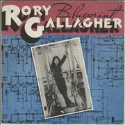 Click here for more info about 'Rory Gallagher - Blueprint - EX'