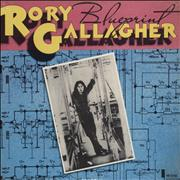 Click here for more info about 'Rory Gallagher - Blueprint - Sealed'