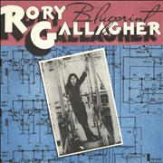 Click here for more info about 'Rory Gallagher - Blueprint - VG'