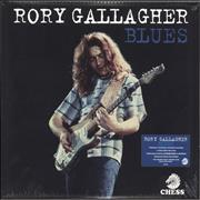 Click here for more info about 'Rory Gallagher - Blues - 180gm Blue Vinyl'