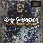 Click here for more info about 'Rory Gallagher - Check Shirt Wizard: Live in '77 - 180gm Vinyl - Sealed'