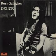 Click here for more info about 'Rory Gallagher - Deuce - Laminated - EX'