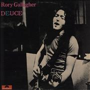 Click here for more info about 'Rory Gallagher - Deuce - VG'