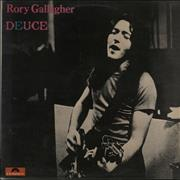 Click here for more info about 'Rory Gallagher - Deuce'