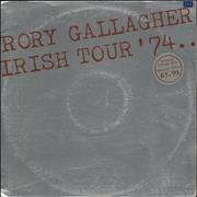 Click here for more info about 'Rory Gallagher - Irish Tour '74 - 1st + Press Kit'