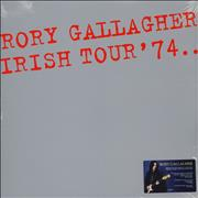 Click here for more info about 'Rory Gallagher - Irish Tour '74 - Remastered - Sealed'