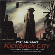 Click here for more info about 'Rory Gallagher - Kickback City'