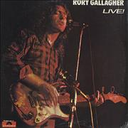 Click here for more info about 'Rory Gallagher - Live! - Sealed'