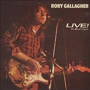 Click here for more info about 'Rory Gallagher - Live! In Europe'