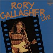 Click here for more info about 'Rory Gallagher - Live'