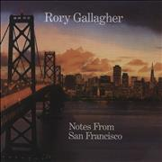 Click here for more info about 'Rory Gallagher - Notes From San Francisco - 180gm'