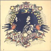 Click here for more info about 'Rory Gallagher - Tattoo - VG'