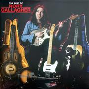 Click here for more info about 'Rory Gallagher - The Best Of - Clear Vinyl - Sealed'